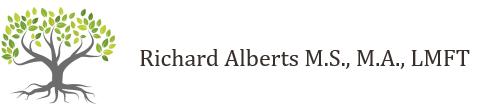 Richard Alberts, LMFT Logo